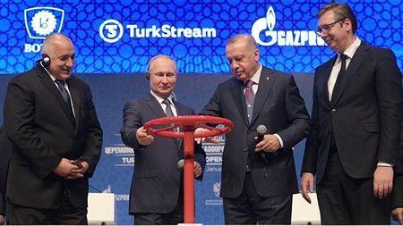 Россия и Турция опять сближаются?
