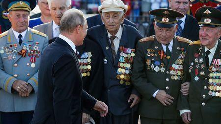 Каждому ветерану выплатят 75 тыс рублей за Победу