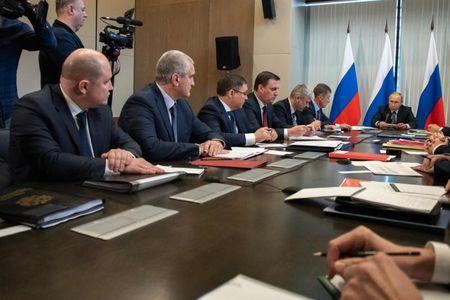 За что Путин ругал крымских
