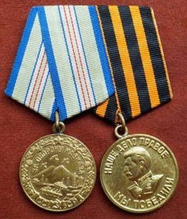 Измайлов Музеин служил в морской пехоте