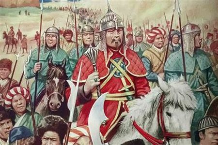 Зачем Казахстану Золотая Орда