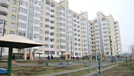 Как в Судаке строят дом для репатриантов
