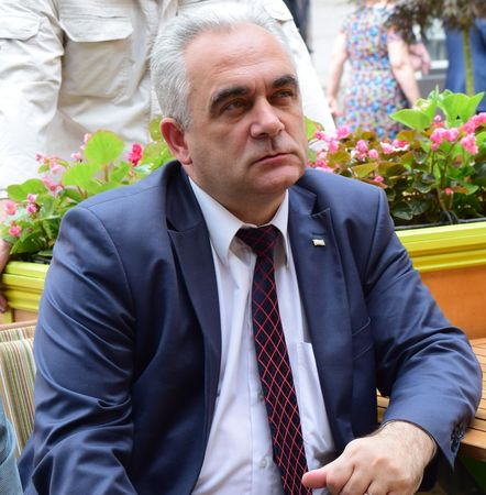 Александр Овдиенко возглавил Саки