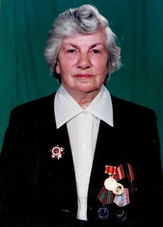 Ирих Диляра Османовна ( 1921 — 2003)