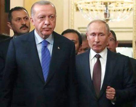 О чем Эрдоган договорился с Путиным