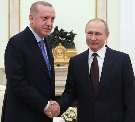 Путин и Эрдоган опять договорились