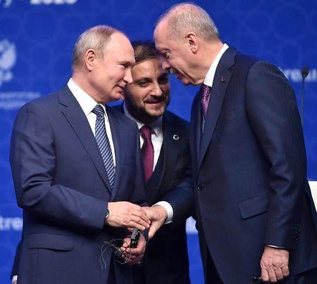 Россия и Турция снова союзники?