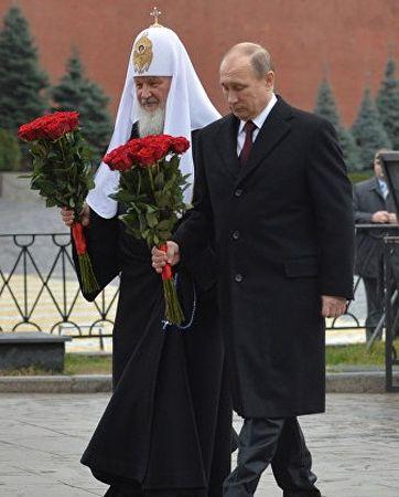 Продавшие душу Кремлю