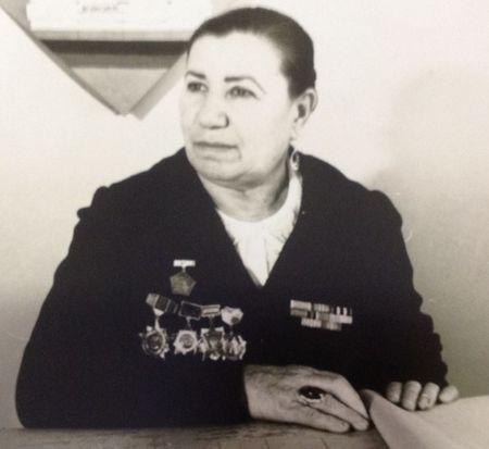 Бурнашева Эдие Халиловна (1923 — ?)