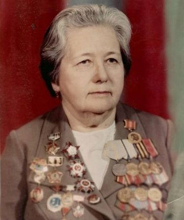 Кострова Гульсум Сулеймановна (1916 - 2005)