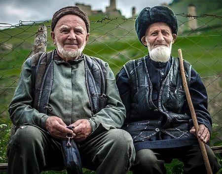 Сколько в России столетних и старше