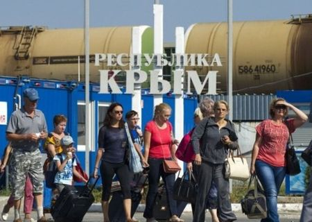 Крым прирастает мигрантами