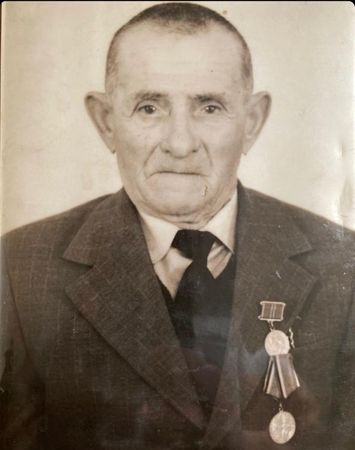 Халилов Асан (1917 — ?)