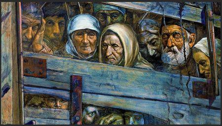 18 Мая — День Памяти жертв чудовищного преступления против крымскотатарского народа