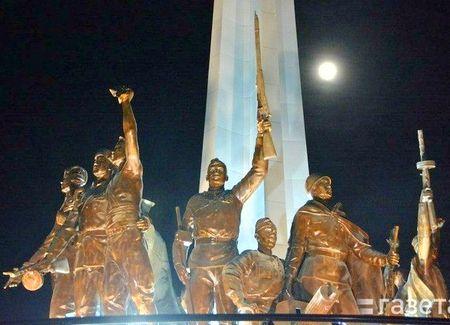 В Ташкенте построили Парк Победы