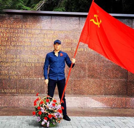 Как отметили День Победы в Ялте