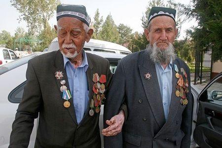 Как воевал Узбекистан в 1941 - 1945 гг.