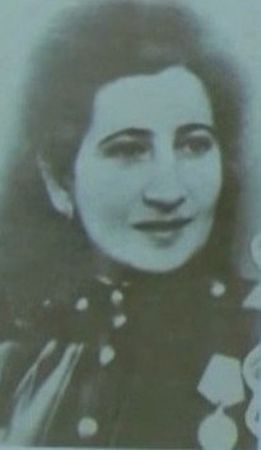 Айвазова Решиде Салиевна (1916 — 1990)
