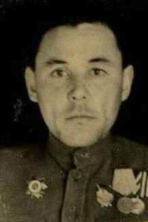 Нафеев Измаил Нафеевич (1914 — ?)