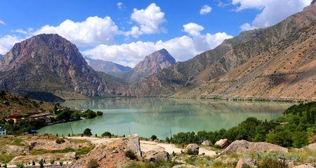 Пять самых красивых озер ЦентрАзии