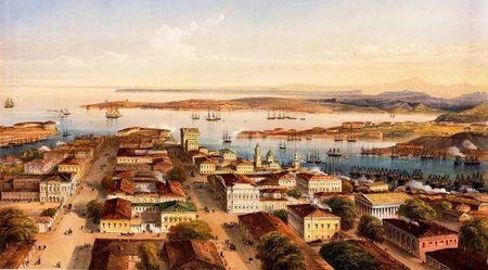 Что писали в Европе про Крым 200 лет назад