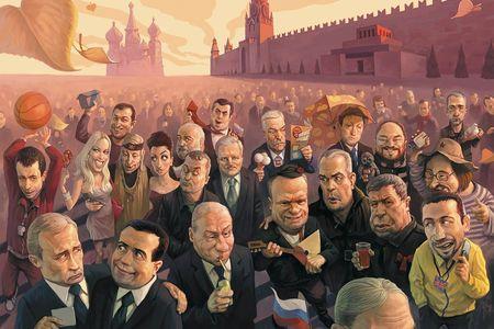 Как рушится современное общество