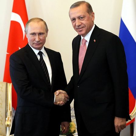Турция вновь сближается с Россией?