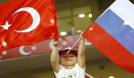 Как и 100 лет назад Турция дружит с Россией