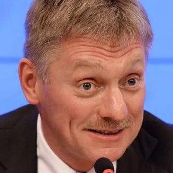 Дмитрий Песков, пресс-секретарь президента Российской Федерации
