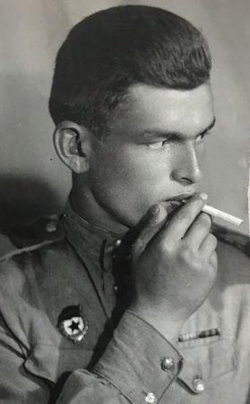 Раиф Абибулаев был воздушным стрелком-радистом (2)