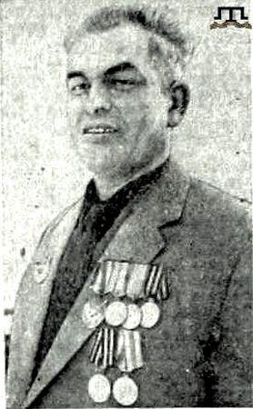 Абибулаев Раиф (1921 - 1976)