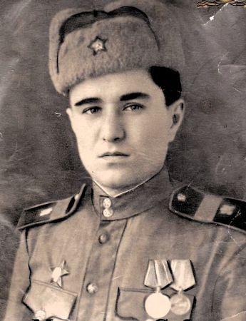 Муртазаев Сабри (1921 -?)