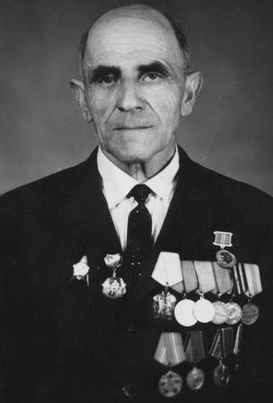 Томалак Халиль Абдураимович (1904 - 1990)