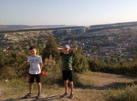 Походы Асан-акая и Вовы-акая по родному Крыму (18)