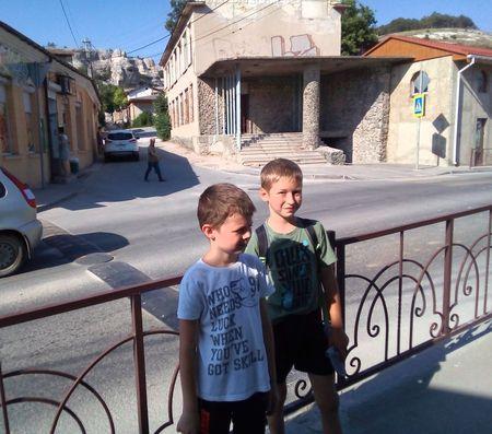 Походы Асан-акая и Вовы-акая по родному Крыму (17)