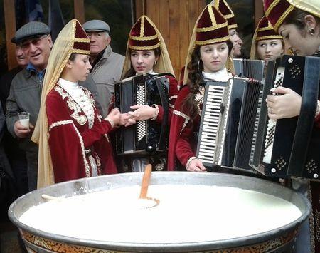 Как татары кефир придумали