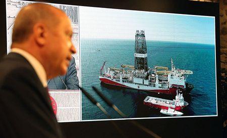 Турки нашли море газа в Черном море