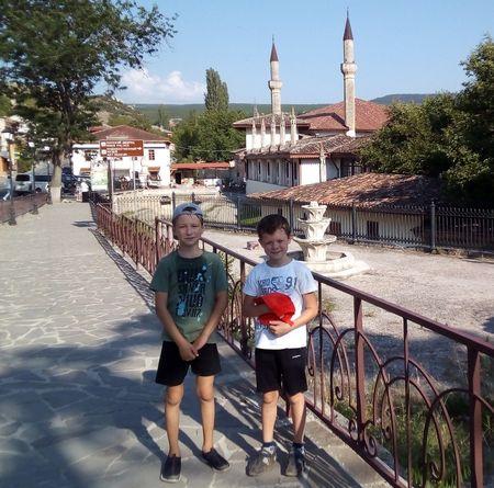 Походы Асан-акая и Вовы-акая по родному Крыму (20)