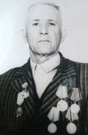 Чирах Мамед Мустафаевич