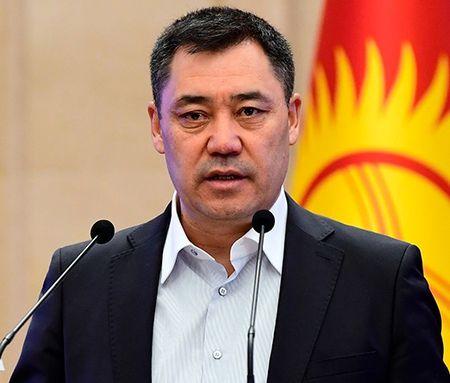 Садыр Жапаров возглавил Кыргызстан