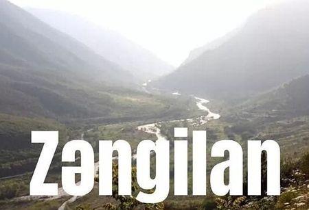Азербайджан вернул Зангелан