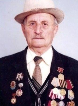 Ибраимов Аблямит (1921 — ?)