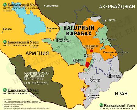 Путин знает чей Карабах