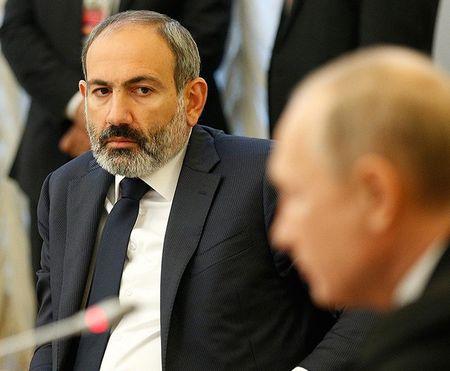 Совершит ли Армения самоубийство?