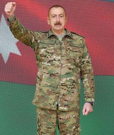 Ильхам Алиев: Шуша — наша! Карабах — наш!