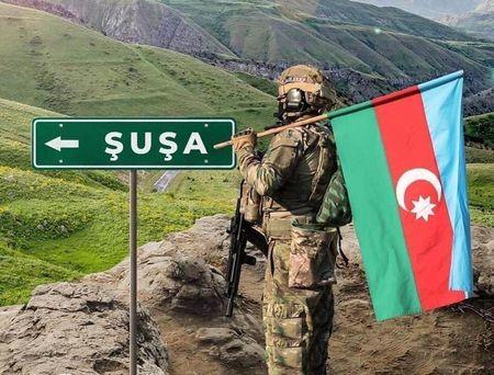 Ильхам Алиев: Шуша - наша! Карабах - наш!