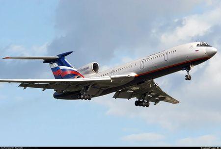 Прощай, Ту-154