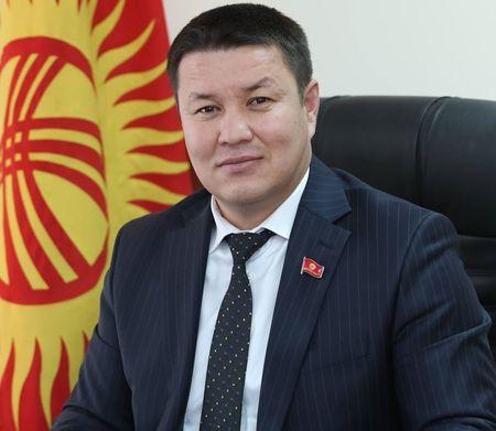 Талант Мамытов возглавил Жогорку Кенеш