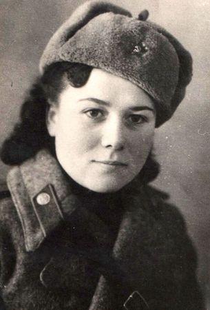 Чки Семаде Беляловна (1921 — ?)