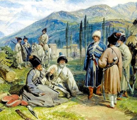 Какие тюркские народы живут в Чечне?